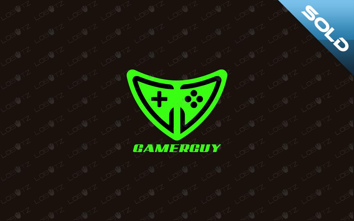 premade gaming controller logo
