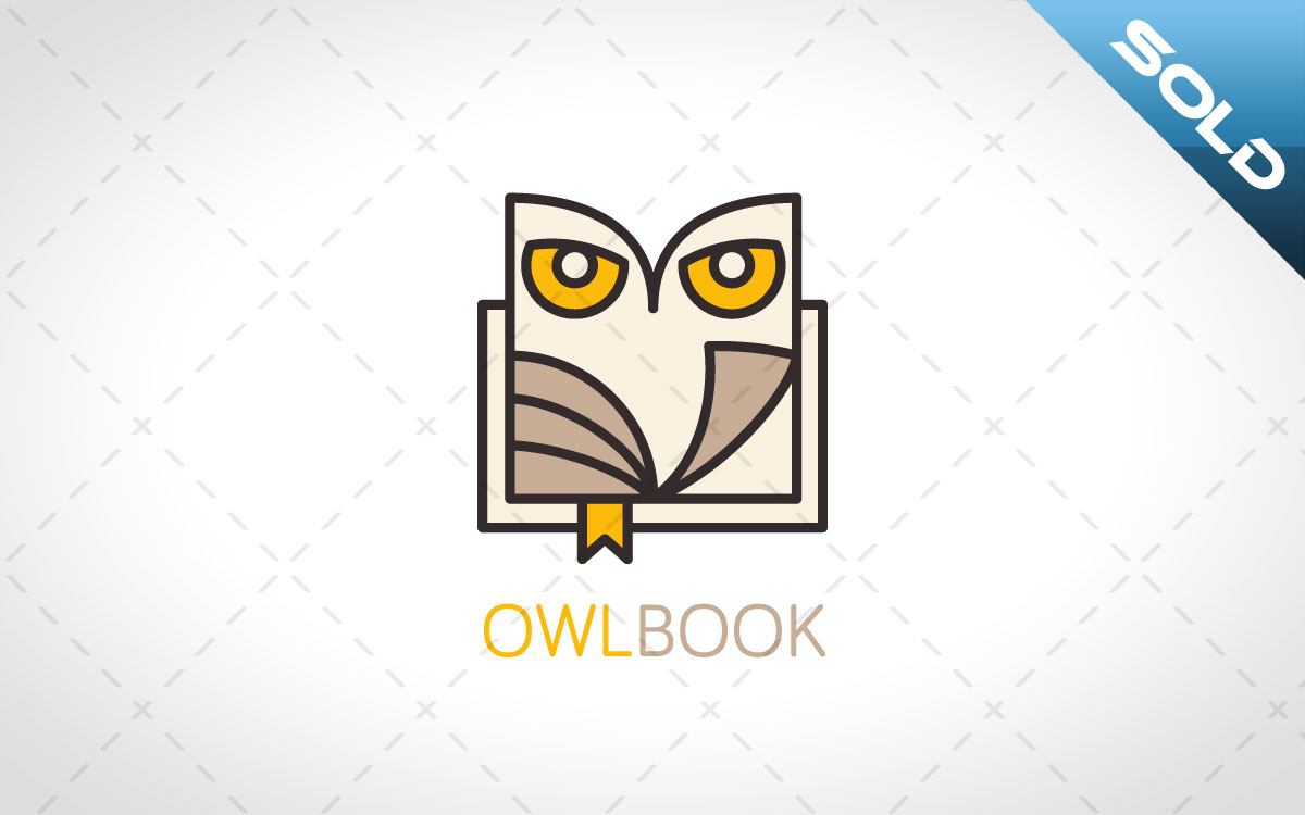 owl logo for sale