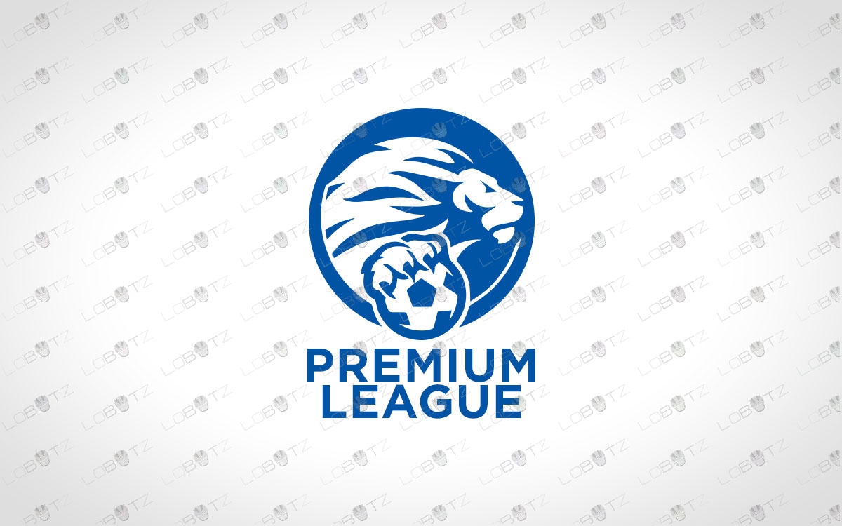 football lion logo for sale soccer lion logo premier league lion logo