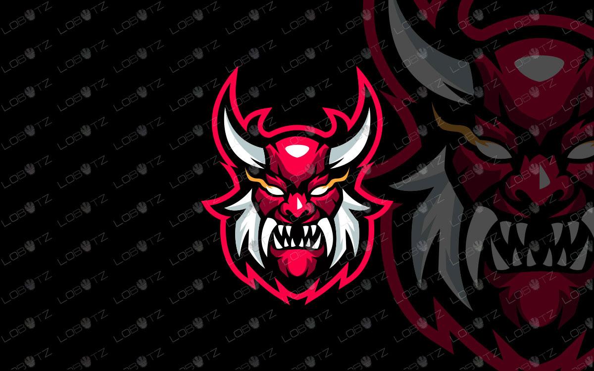 devil esports logo for sale devil mascot logo lobotz devil esports logo for sale devil mascot logo