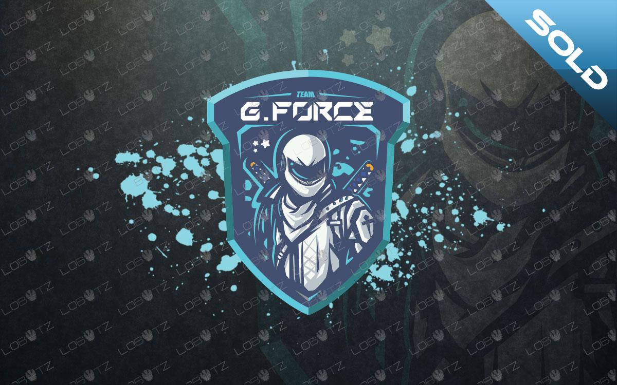 premade esports logo for sale