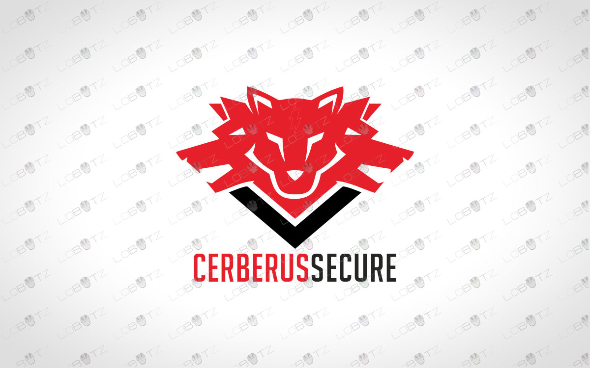 Premade Cerberus Logo For Sale