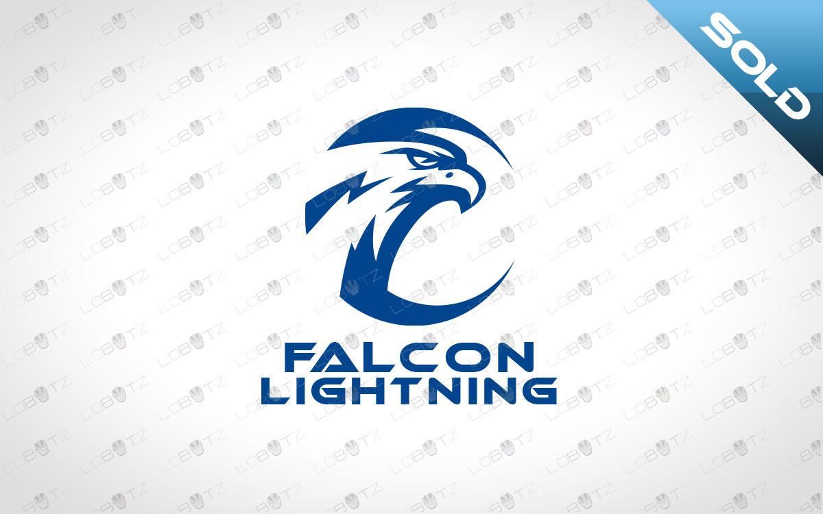 premade falconlogo for sale
