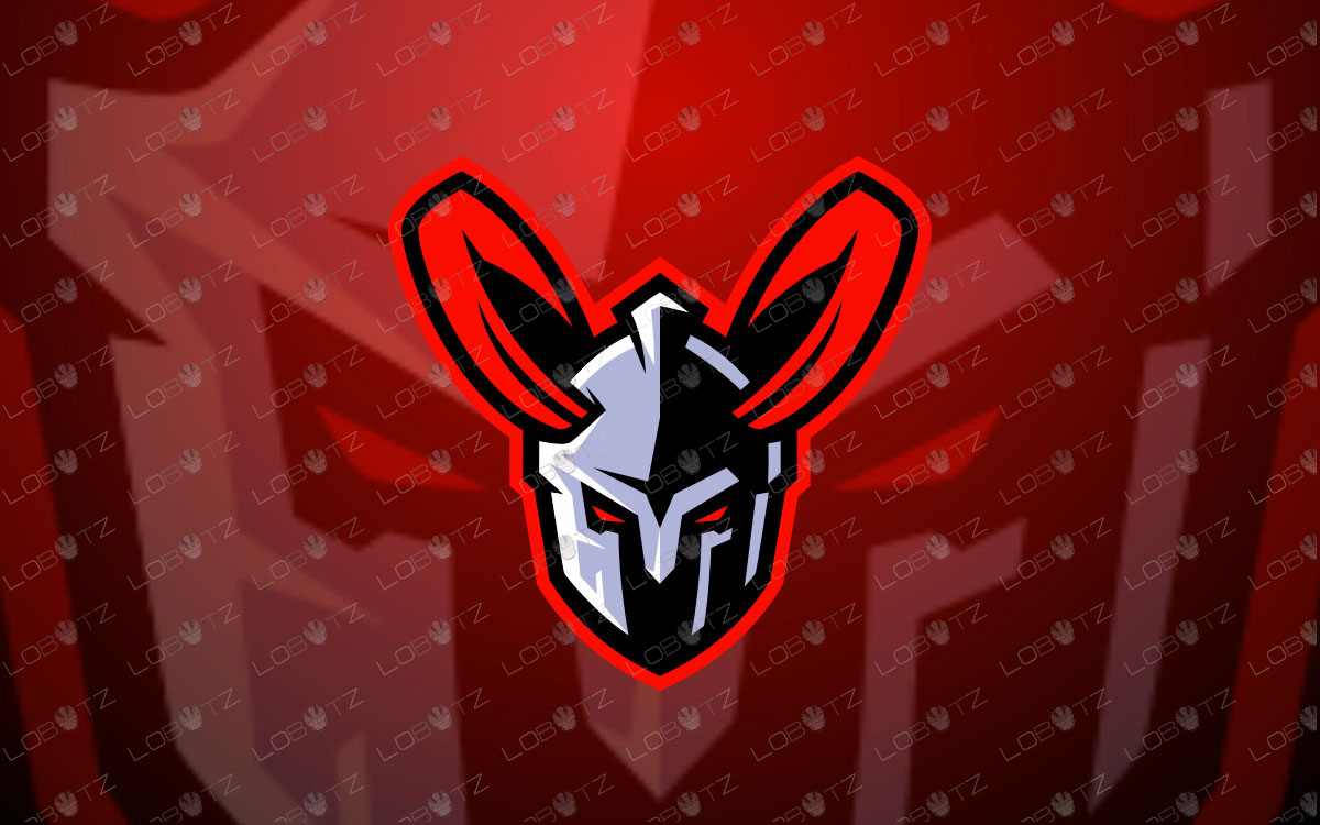 Knight Mascot Logo | Knight eSports Logo For Sale