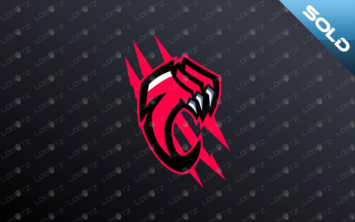 Clan Logo | Claw Logo | Letter C Logo | Gaming Logo
