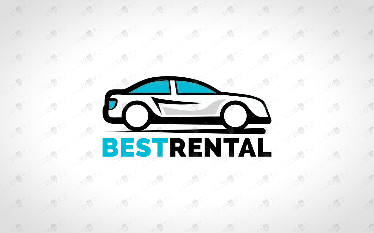 Amazing Car Logo For Sale | Premade Car Logo