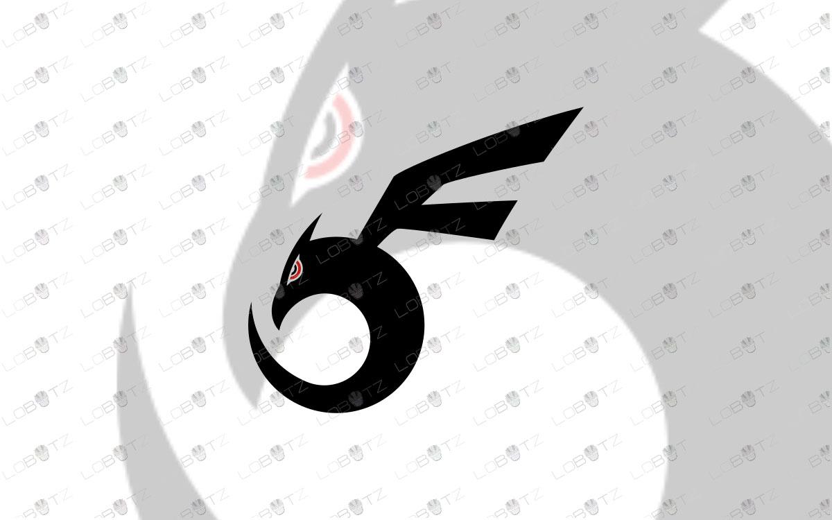Clan Logo | Falcon Logo | Letter F Logo | Gaming Logo
