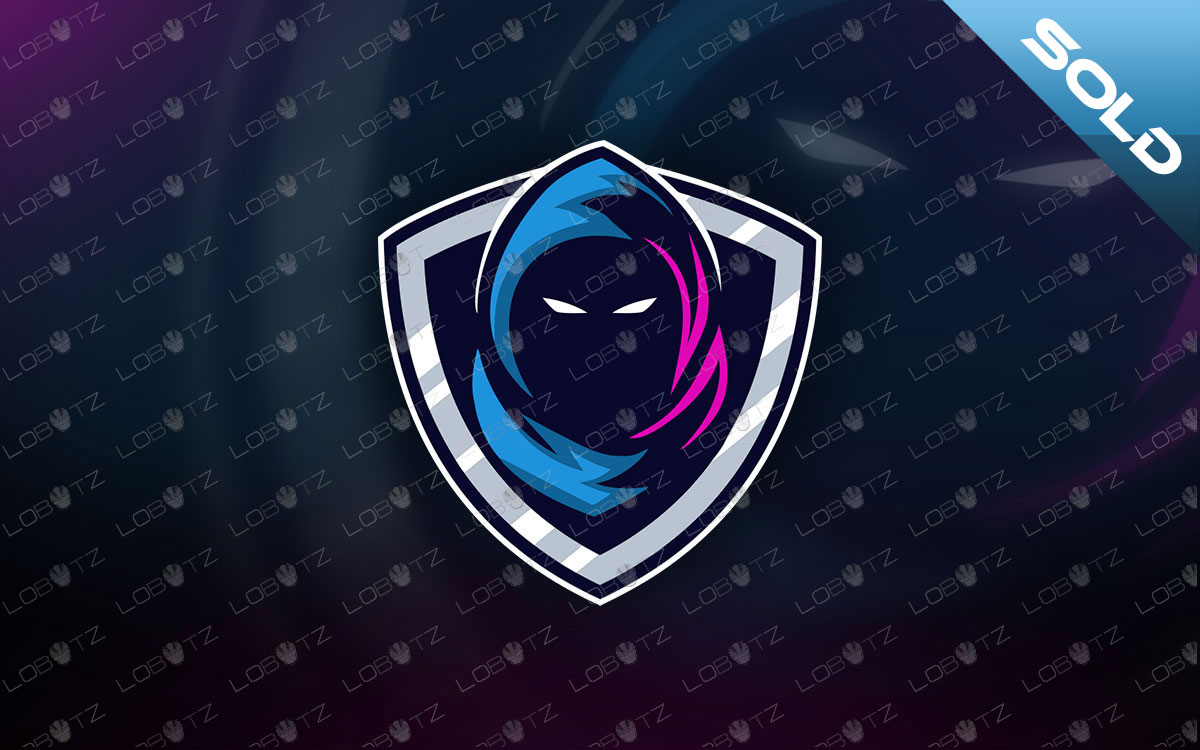 Ghost Phantom eSports Logo Ghost Phantom Mascot Logo For Sale