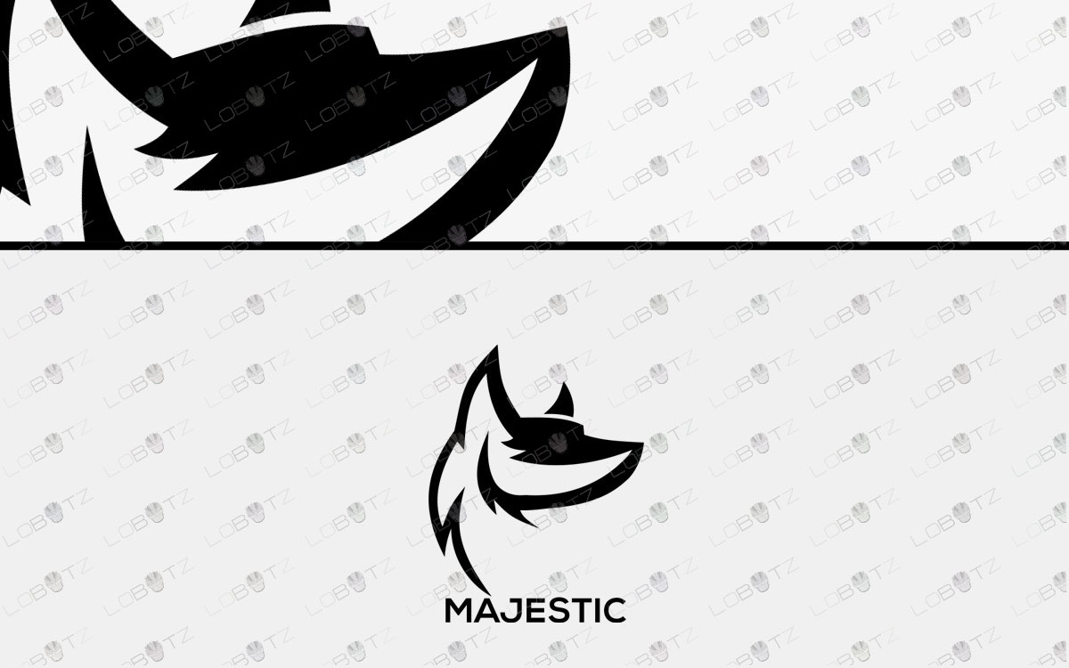 Fox Logo For Sale | Creative Fox Logo For Sale