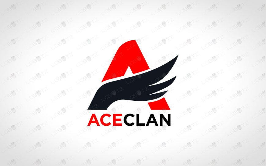 Clan Logo | Team Logo | Letter A Logo | Gaming Logo
