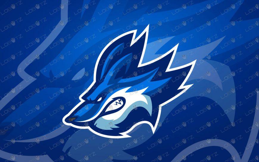 Premade Wolf Mascot Logo | Wolves Mascot Logo For Sale