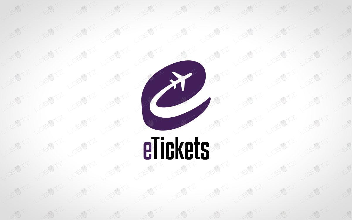 Creative & Modern Travel Logo Plane Logo For Sale
