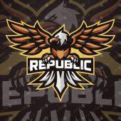 Eagle Mascot Logo For Sale   Premade Eagle ESports Logo