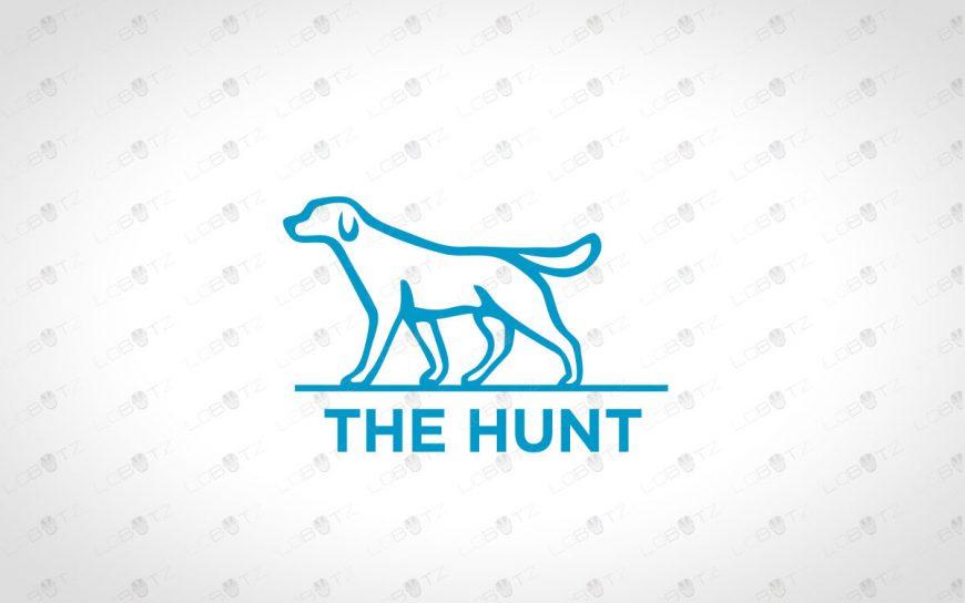Supreme Dog Logo For Sale Hunting Dog Logo