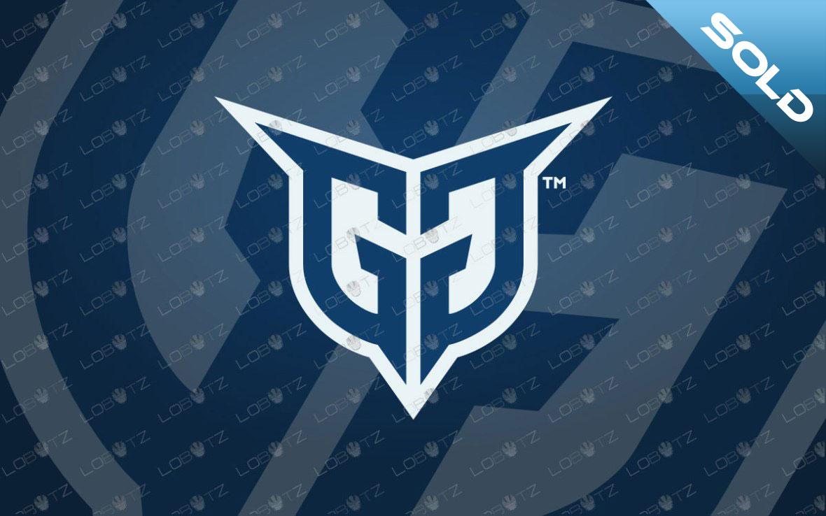 Letter GG Logo   Premade Letter GG Mascot Logo For Sale