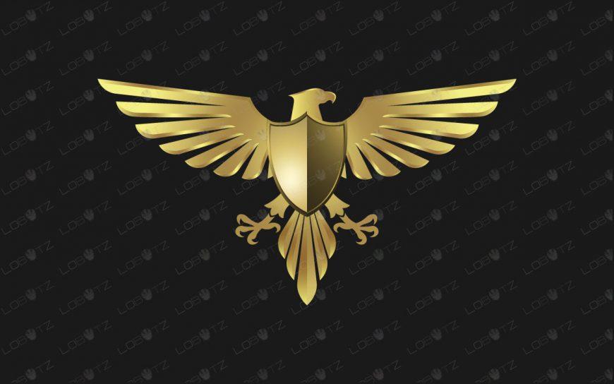 Eagle Logo | Striking Premium Eagle Brand Logo For Sale