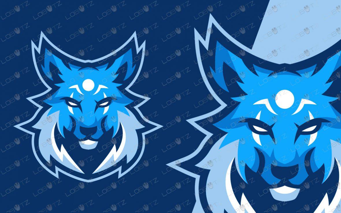 Fox Mascot Logo For Sale   Fox eSports Logo For Sale
