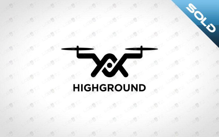 Drone Logo | Modern & Trendy Drone Logo For Sale