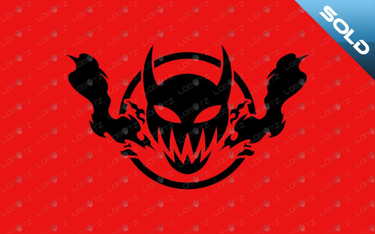 Devil Mascot Logo For Sale   Devil eSports Logo