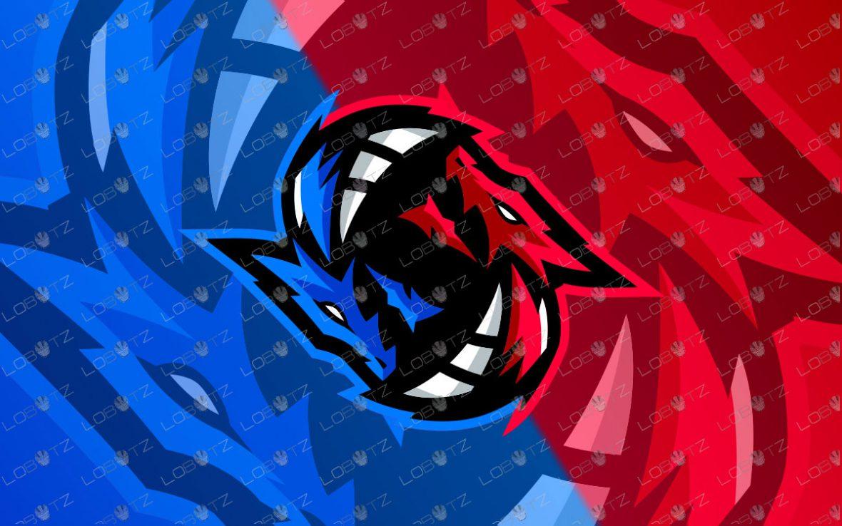 Premade Dragon Mascot Logo To Buy Online | Dragon ESports Logo For Sale