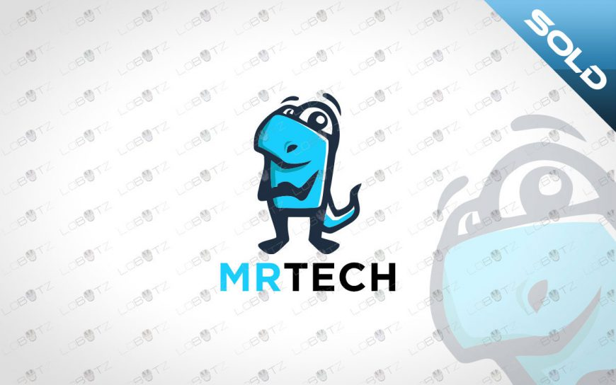 technology logo for sale tech logo